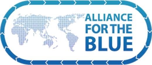 Alliance for the Blue logo